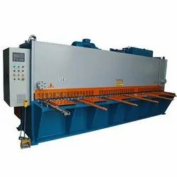 Hydraulic Guillotine Shear Machine