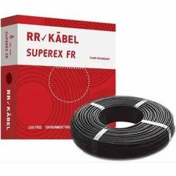 Electric 6 sq mm RR Kabel Sperflex FR House Wire