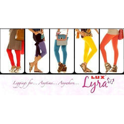 Cotton, Lycra Ladies Lyra Legging