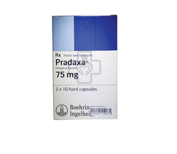 Pradaxa 75 mg Capsule