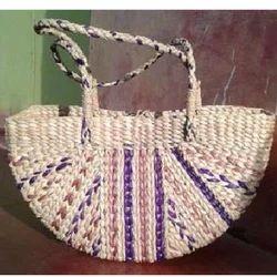 Bamboo U-Shape Handle Bag