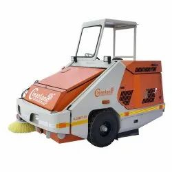 Street Cleaning Machine