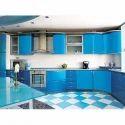 Kube L Shape Ms Modular Kitchen, Warranty: 1-5 Year