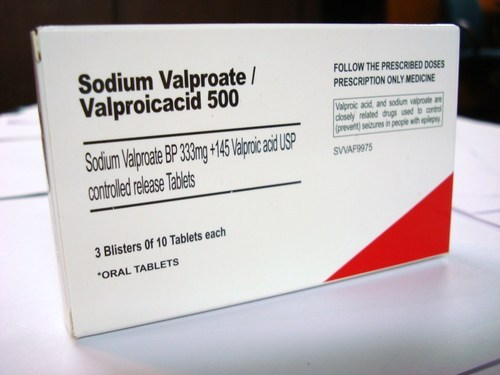 gafacom - Sodium valproate and valpronic acid