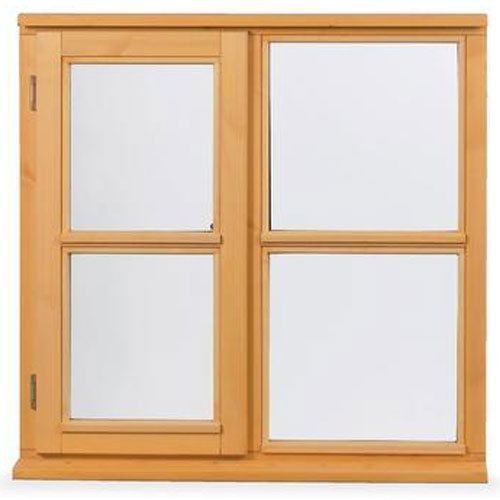 Wood Window Frames : Window frame sc st colourbox