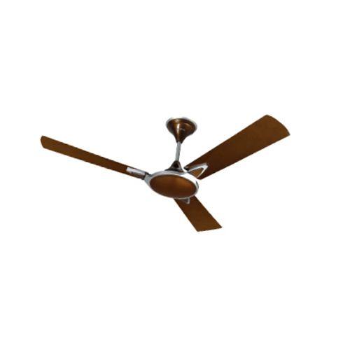 Topaz Brown Surya Ceiling Fan Royal Hi Speed 1200mm Anti