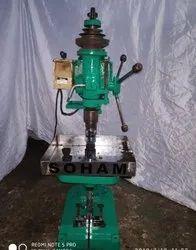 Sambrani Single Cavity Cup Dhoop Making Machine