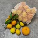 Cotton Mesh Produce Reusable Vegetable Bag