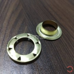 Self Piercing Eyelets and Spur Washers