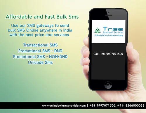 Bulk SMS provider in Dehradun, Bulk Sms Service - Online Bulk Sms
