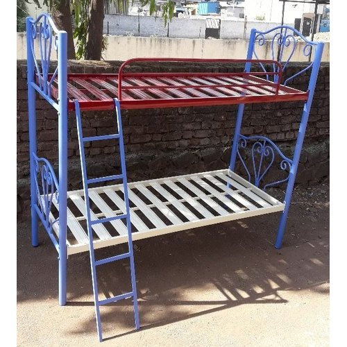 Mild Steel Single Bunk Bed