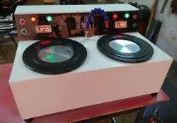 Double Disc Variable Polishing Machine