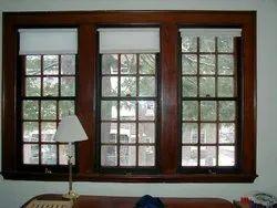 Glass Vertical Sliding Window, For Home, Offie