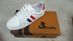 Rexine Foam And Cotton Mix Bucadia Lady's Canvas, Size: 36 To 41