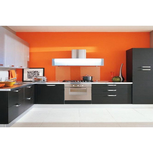 Aluminium Modular Kitchen At Rs 1100 Square Feet: Wooden Modular Kitchen Manufacturer From
