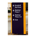 Way Finding Sign Boards