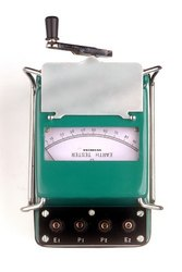 Waco Industrial Single Range Analogue Earth Tester