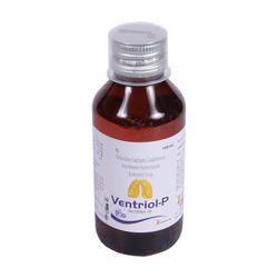 Terbutaline Sulphate1.25mg Guaiphenesin50mg