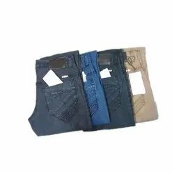 Casual Wear Regular Fit Mens Casual Denim Jeans, Packaging Type: Packet