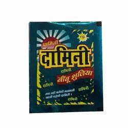Damini Lemon Flavour Bhujiya Namkeen, Packaging: 50 gm