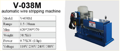 V-038M Automatic Wire Stripping Machine