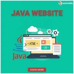 Dynamic Website Online JAVA Web Development