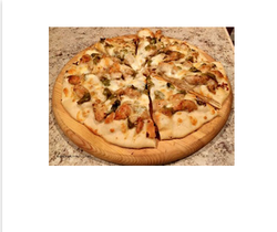Chicken Pizza (370)