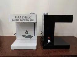 Automatic Hand Spray Sanitizer Dispenser