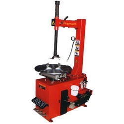 Semi Automatic Tyre Changer
