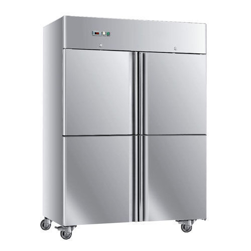 Lyra Stainless Steel Commercial Fridge, Electric Source