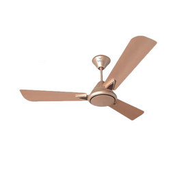 Brown Gold Oracle Ceiling Fan