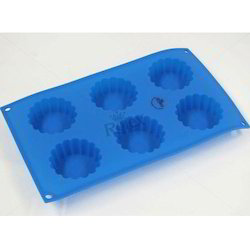 Silicon Muffin Tray