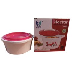 Nectar Plastic Rounde Insulated Hot Pot