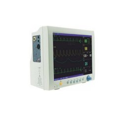 5 Parameter Upgradeable Patient Monitor