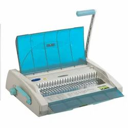 Comb Binding System Machine