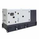 Mild Steel Single Phase Silent Diesel Generator Rental Services, 230v