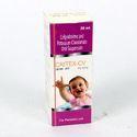Cefpodoxime and Potassium Clavulanate Oral Suspension