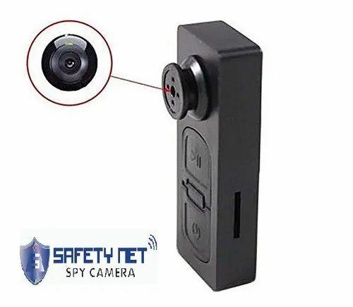 SAFETY NET HD Mini Button DV Portable Video Camera Mini Cam Button