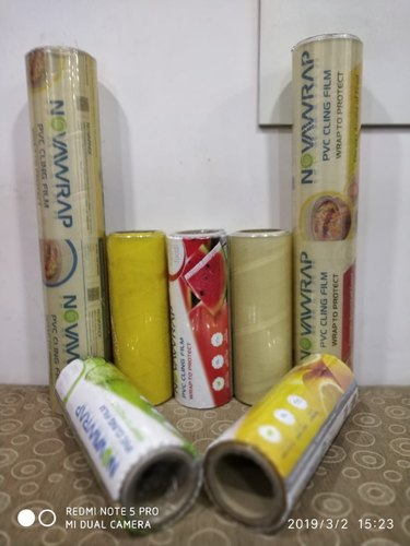 High Quality Fresh Wrap Pvc Cling Film