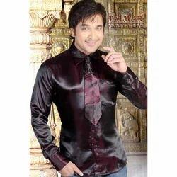 Mens Silk Fashionable Shirt