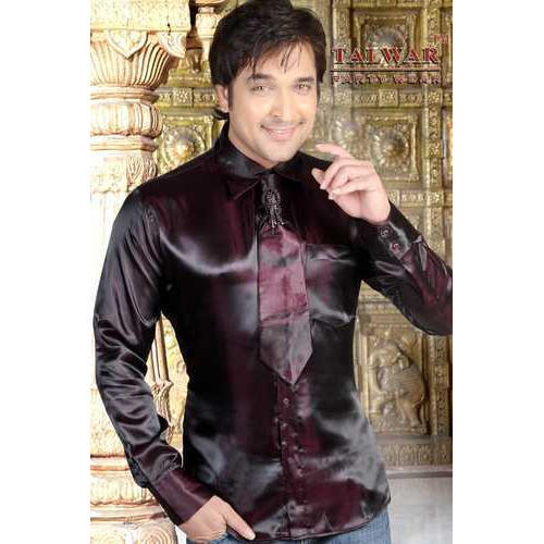 583a2c2e Mens Silk Fashionable Shirt, Rs 1080 /piece, Runicha Enterprises ...