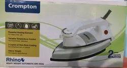 CROMPTON Power(Watt): 1000 Rhino Electric Iron, Warranty: 2