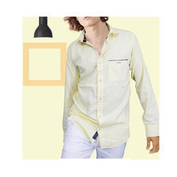 Men's Solid Shirts