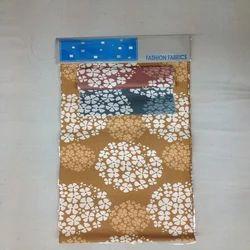 Designer Satin Printed Bedsheet