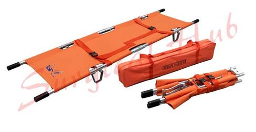 DNS Folding Stretcher (CANVAS) for Medical