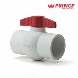 PRINCE EASYFIT UPVC Ball Valves