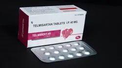 Telmisartan 40mg With Hydrochlorothiazide 12.5mg tablets