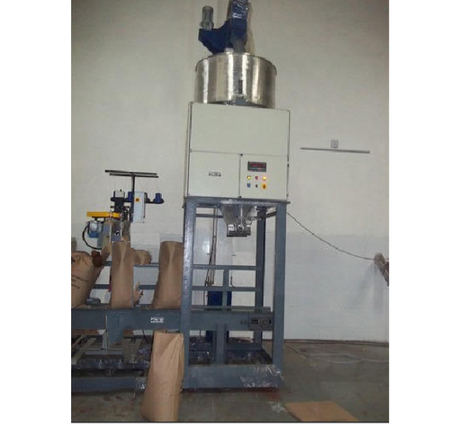 Mineral Powder Packing machine - Mineral Powder Packing