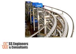 Crates Handling Conveyor