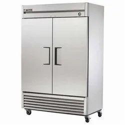 RBJ SS Double Door Refrigerator